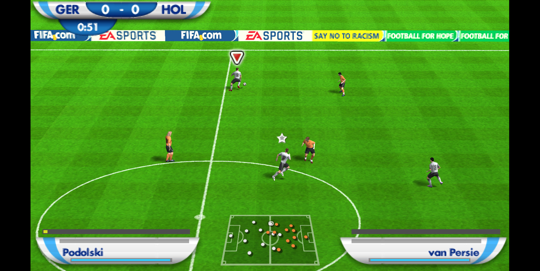 2010 FIFA World Cup South Africa (USA) ISO < PSP ISOs | Emuparadise