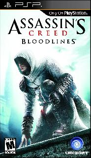 Screenshot Thumbnail / Media File 1 for Assassin's Creed - Bloodlines (Japan)