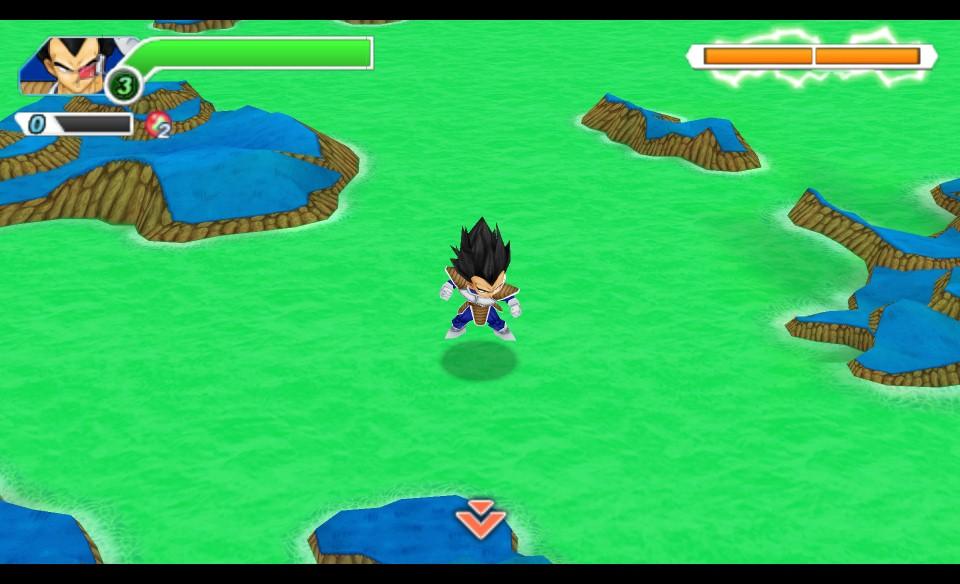 dragon ball z emulator psp