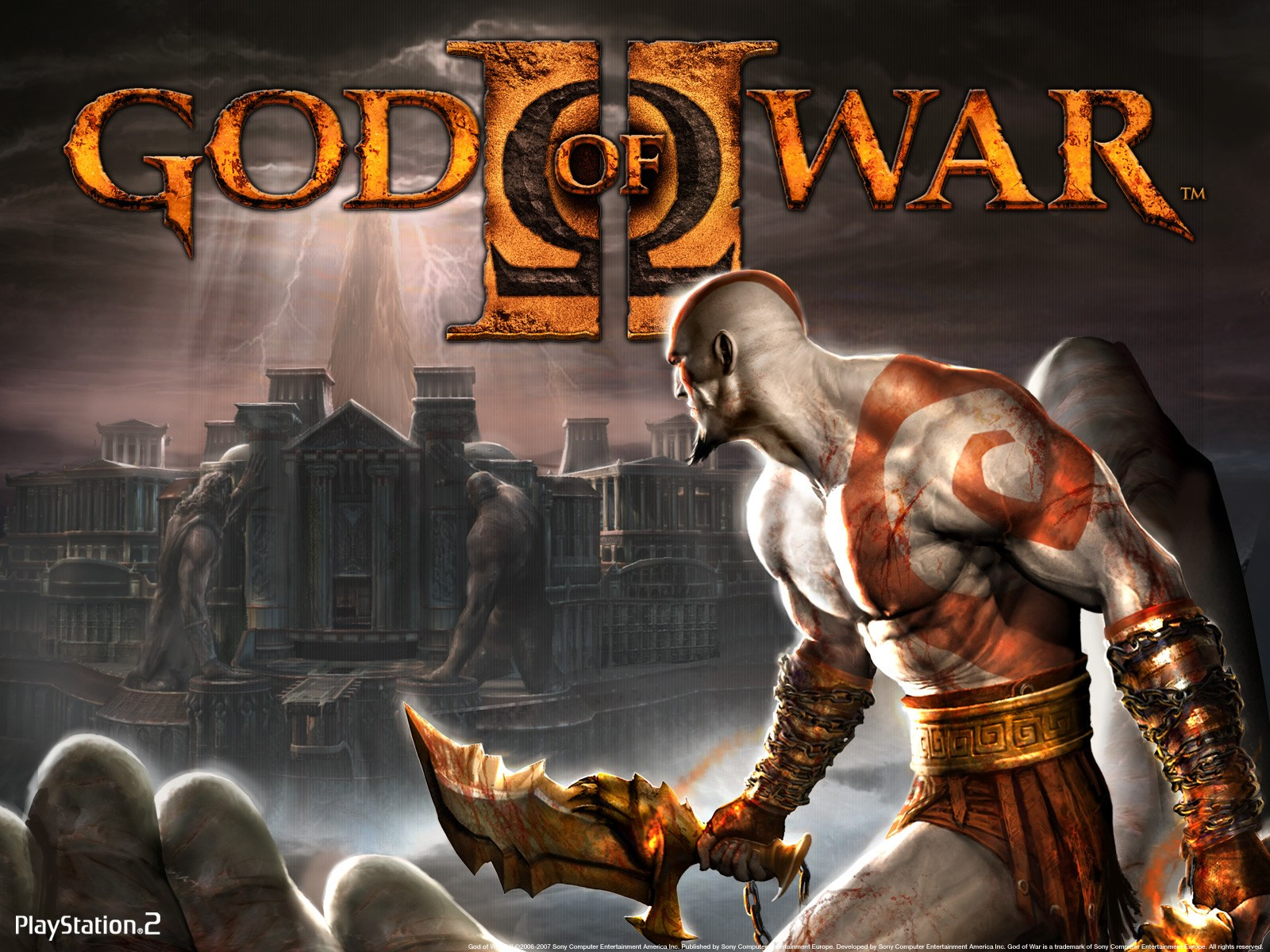 God of War - Ghost of Sparta (USA) ISO < PSP ISOs | Emuparadise