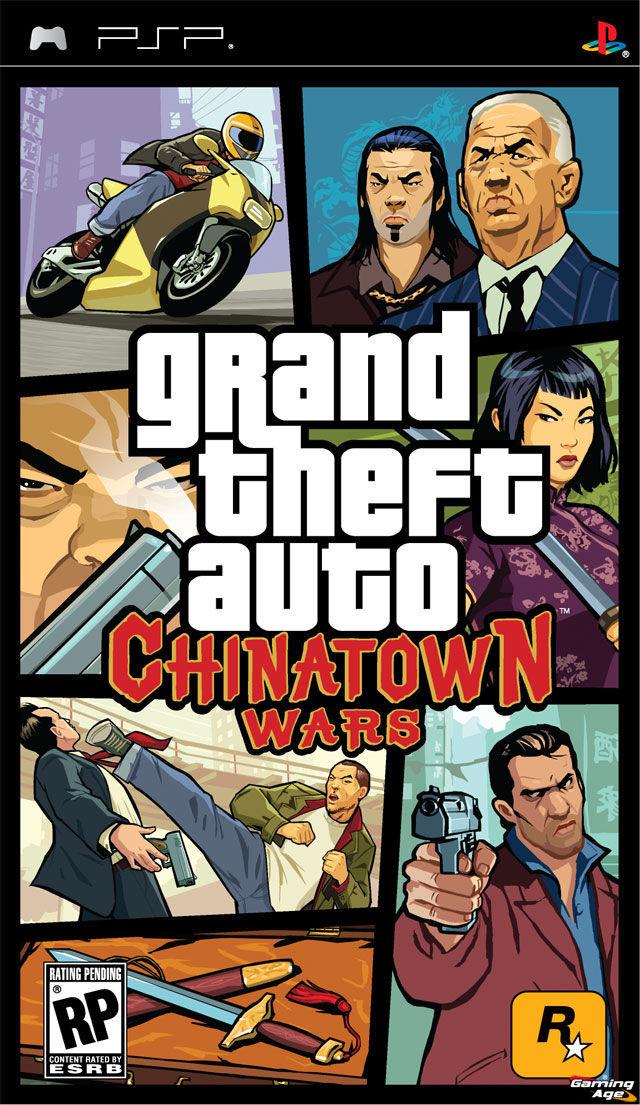 Grand theft auto chinatown wars.cso
