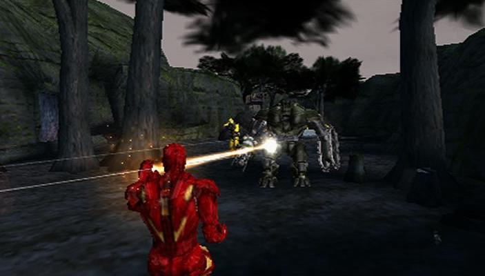 Iron Man 2 (USA) ISO < PSP ISOs | Emuparadise