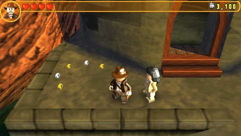 LEGO Indiana Jones 2 - The Adventure Continues (Europe) ISO < PSP ...