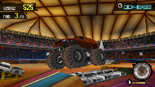 Screenshot Thumbnail / Media File 1 for Monster Jam - Path of Destruction (USA)