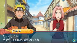 Screenshot Thumbnail / Media File 1 for Naruto Shippuden - Ultimate Ninja Heroes 3 (Europe)