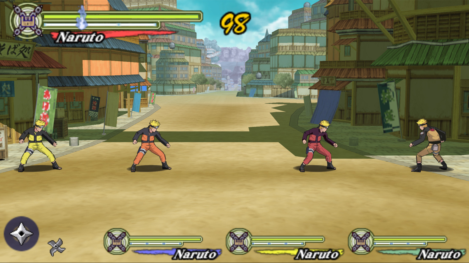 download naruto shippuden ultimate ninja storm 3 ppsspp pc