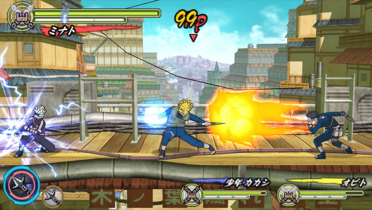 download naruto heroes 3 ppsspp iso