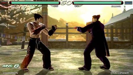 Tekken 6 (USA) ISO < PSP ISOs | Emuparadise