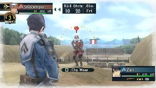 Screenshot Thumbnail / Media File 1 for Valkyria Chronicles II (USA)
