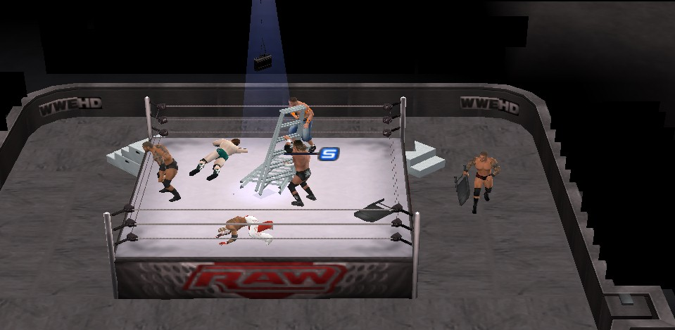 WWE SmackDown vs  RAW 2011 (USA) ISO < PSP ISOs | Emuparadise
