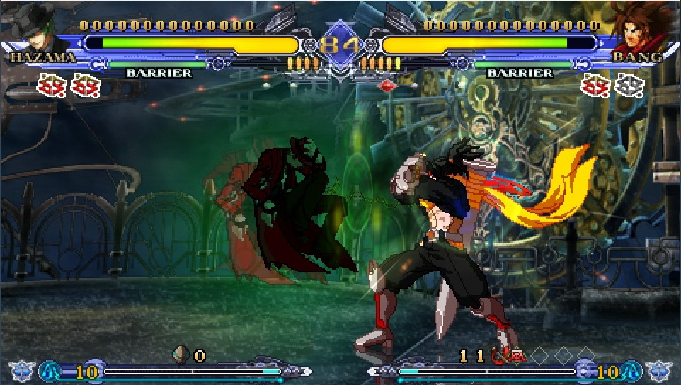 BlazBlue - Continuum Shift II (USA) ISO < PSP ISOs | Emuparadise
