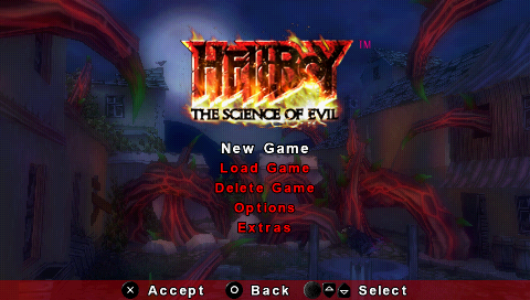 Hellboy - The Science of Evil (USA) ISO < PSP ISOs | Emuparadise