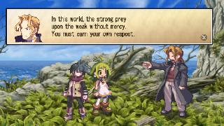 Screenshot Thumbnail / Media File 1 for Phantom Brave - The Hermuda Triangle (USA)