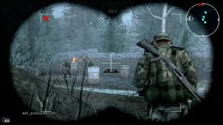 Screenshot Thumbnail / Media File 1 for SOCOM - U.S. Navy SEALs Fireteam Bravo 3 (USA)