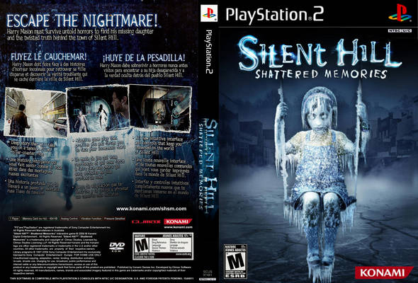Free download silent hill shattered memories windows xp vista 7.