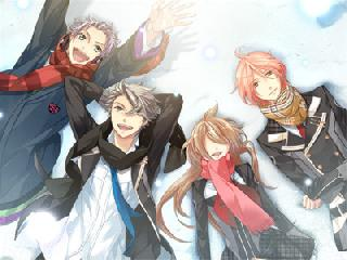 Screenshot Thumbnail / Media File 1 for Starry Sky - In Winter Portable (Japan)