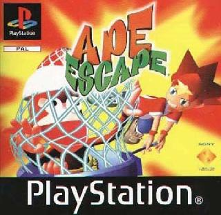 Screenshot Thumbnail / Media File 1 for Ape Escape (USA)