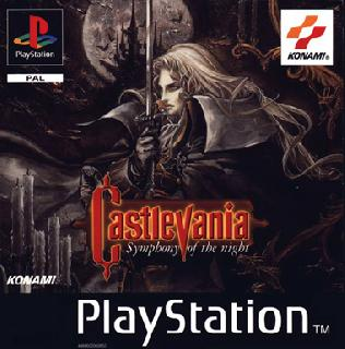 Screenshot Thumbnail / Media File 1 for Castlevania - Symphony of the Night (USA)