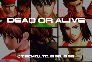Screenshot Thumbnail / Media File 1 for Dead or Alive (USA)
