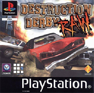 Screenshot Thumbnail / Media File 1 for Destruction Derby Raw (USA)