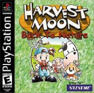 Screenshot Thumbnail / Media File 1 for Harvest Moon - Back to Nature (USA)