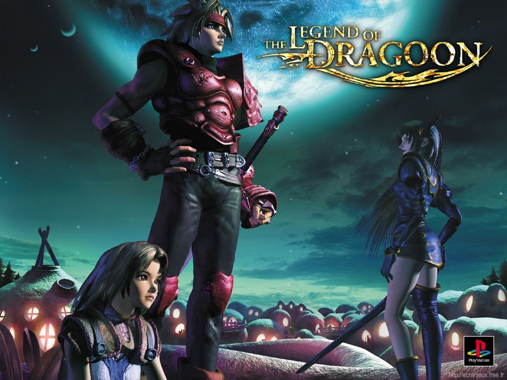 Legend of Dragoon, The (USA) ISO