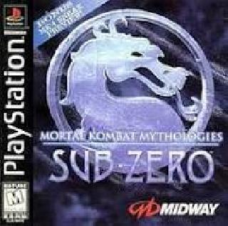 Screenshot Thumbnail / Media File 1 for Mortal Kombat Mythologies - Sub Zero (USA)
