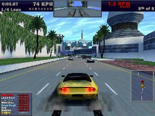 Screenshot Thumbnail / Media File 1 for Need for Speed III - Hot Pursuit (USA)