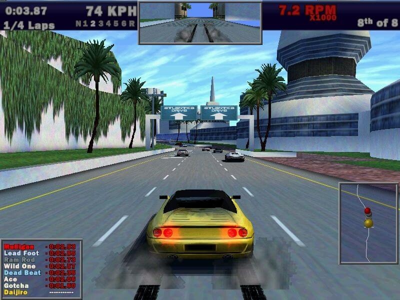 Need For Speed Iii Hot Pursuit Usa Iso Psx2psp Isos