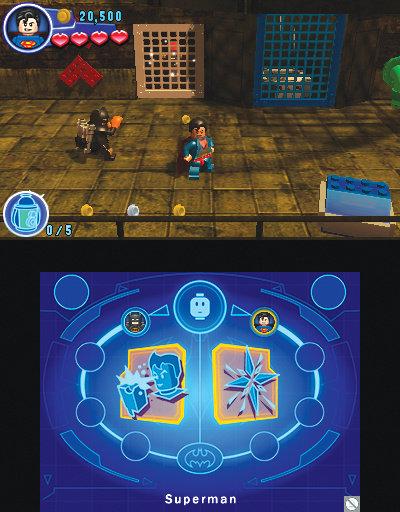 LEGO Batman 2 - DC Super Heroes (U) ROM < NDS ROMs | Emuparadise