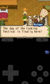 Screenshot Thumbnail / Media File 1 for Harvest Moon - The Tale of Two Towns (E)