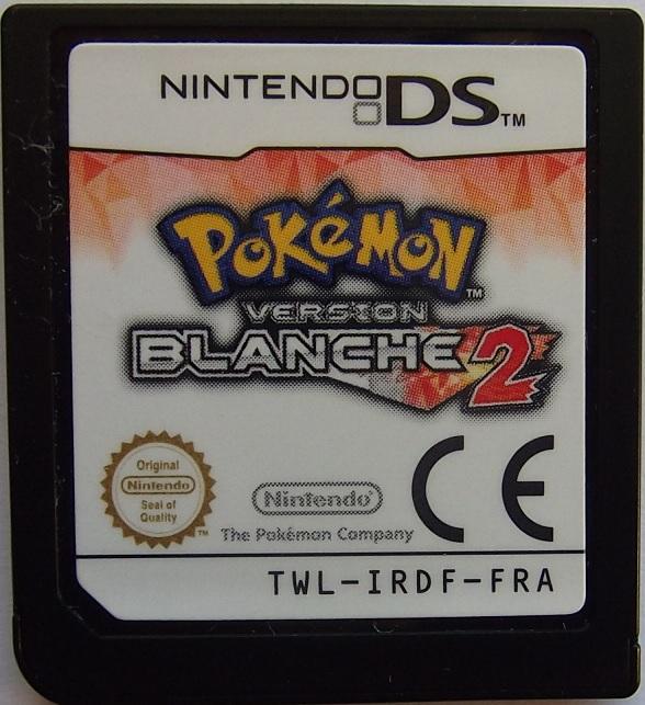 Pokemon - Version Blanche 2 (DSi Enhanced) (F)(frieNDS) ROM
