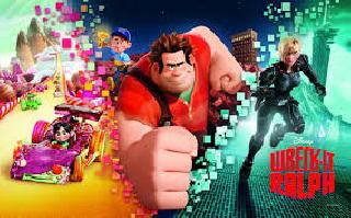 Screenshot Thumbnail / Media File 1 for Wreck-It Ralph (E)(EXiMiUS)