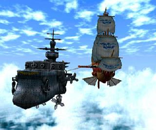 Screenshot Thumbnail / Media File 1 for Skies of Arcadia (USA)