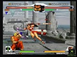 Screenshot Thumbnail / Media File 1 for SNK vs. Capcom - SVC Chaos (NGM-2690 ~ NGH-2690)