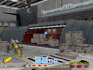 Screenshot Thumbnail / Media File 1 for Time Crisis (Rev. TS2 Ver.B)