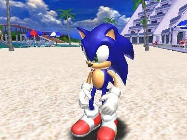 Sonic Adventure (USA)(En,Fr,De,Es,Jp) ISO < DC ISOs | Emuparadise