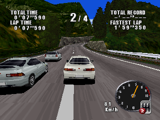 Screenshot Thumbnail / Media File 1 for Option - Tuning Car Battle 2 (Japan)