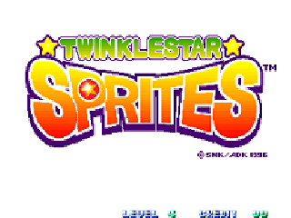 Screenshot Thumbnail / Media File 1 for Twinkle Star Sprites