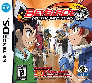 Screenshot Thumbnail / Media File 1 for Beyblade Metal Masters (Target Exclusive)(U)(EXiMiUS)