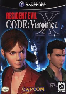 Screenshot Thumbnail / Media File 1 for Resident Evil - Code - Veronica X (Disc 2)