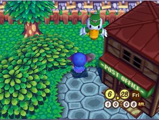 Screenshot Thumbnail / Media File 1 for Animal Crossing (Europe) (En,Fr,De,Es,It)