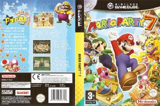 Screenshot Thumbnail / Media File 1 for Mario Party 7 (Europe) (En,Fr,De,Es,It)