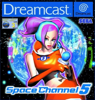 Screenshot Thumbnail / Media File 1 for Space Channel 5 (USA)