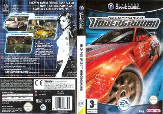 Screenshot Thumbnail / Media File 1 for Need for Speed - Underground (Europe)