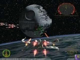 Screenshot Thumbnail / Media File 1 for Star Wars - Rogue Squadron III - Rebel Strike (Europe) (En,Fr,De,Es,It)