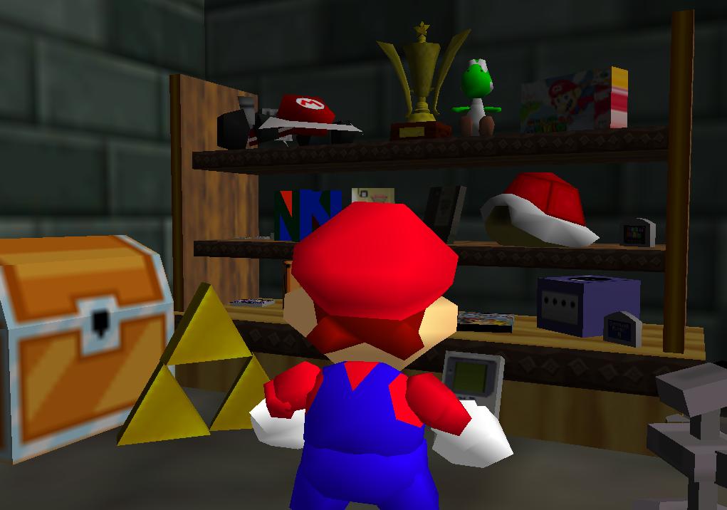 Super mario 64 apk descargar | Super Mario 64 HD ANDROID APK