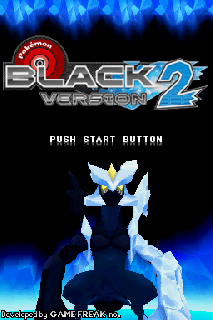 Pokemon: Black Version 2 Patched 6149 Download