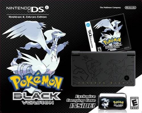 pokemon black rom