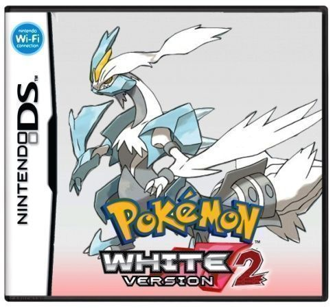 Pokemon white 2 rom nds